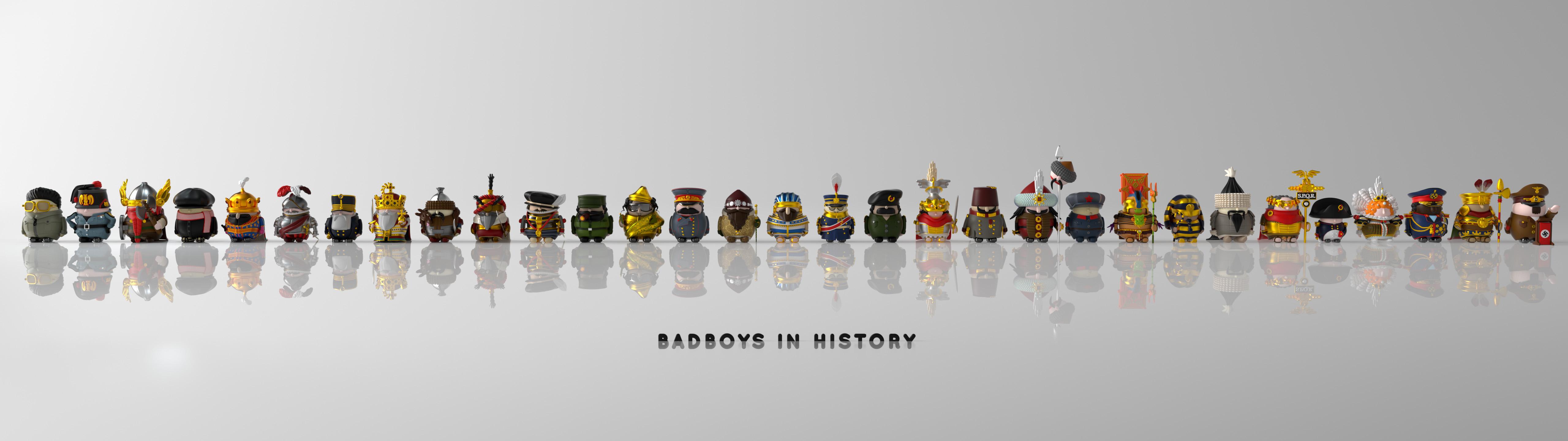 Badboys In History