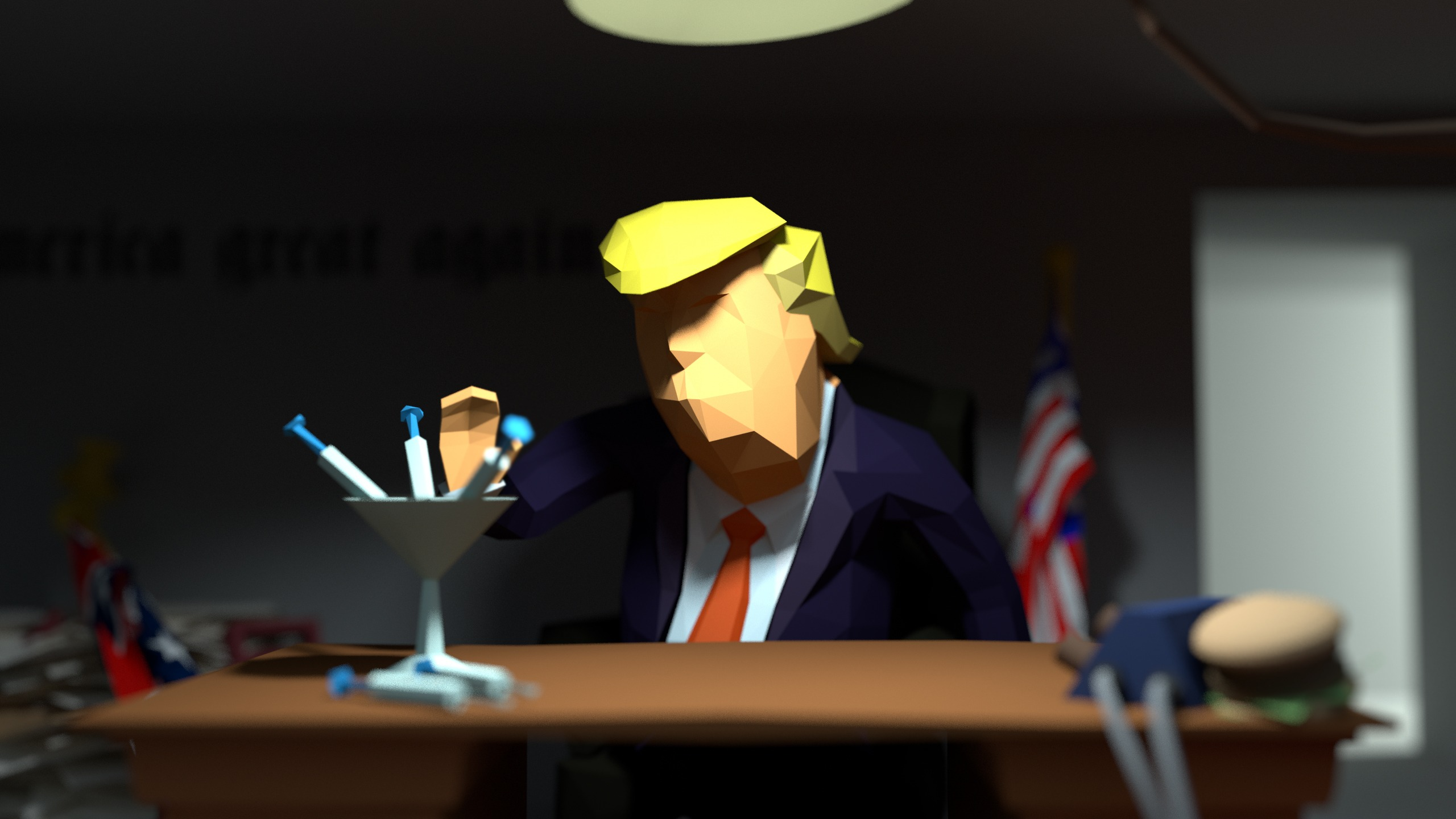 Trumps Last Day In Office